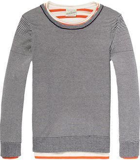 Scotch & Soda 2-in-1 Sweater