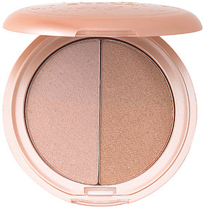 Stila All Over Shimmer Duo in Peach.