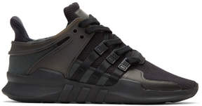 adidas Black EQT Support ADV Sneakers