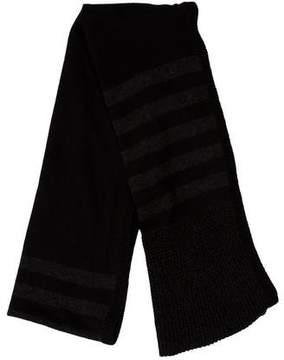 Rag & Bone Striped Knit Scarf