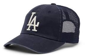 American Needle Los Angeles Dodgers Raglan Bones Mesh Baseball Cap
