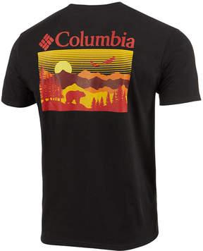 Columbia Men's Expedition Logo-Print T-Shirt