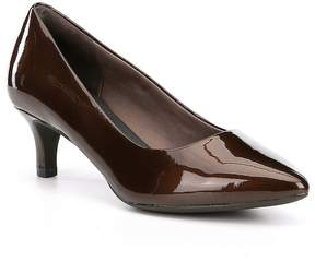 Rockport Total Motion Kalila Luxe Patent Leather Pumps