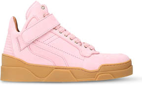 Givenchy Tyson high-top nubuck trainers