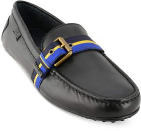 Polo Ralph Lauren Men's Wessel Leather Drivers Men's Shoes