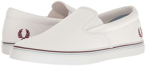 Fred Perry Underspin Slip-On Canvas Men's Shoes