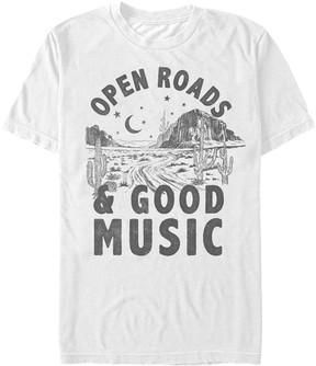 Fifth Sun White 'Open Roads' Tee - Men