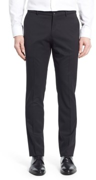 Ballin Men's Regular Fit Flat Front Trousers