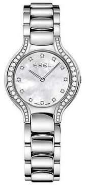 Ebel Beluga Mini Diamond 26 mm Womens Watch
