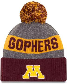New Era Adult Minnesota Golden Gophers Sport Knit Beanie