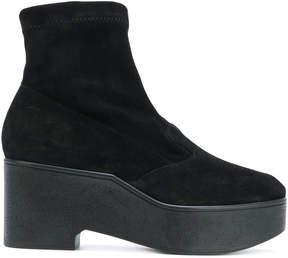 Robert Clergerie platform boots