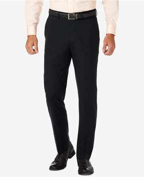 Haggar J.m. Slim Fit 4-Way Stretch Flat Front Dress Pants