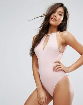 Fashion Union Scoop Swimsuit