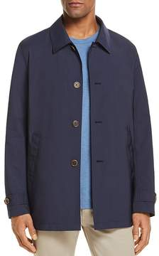 Brooks Brothers Twill Trench Shirt Jacket