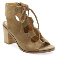 Kensie Elicia Suede Gihillie Sandals