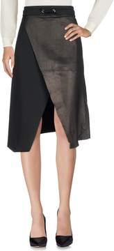 Giorgio Brato WLG by Knee length skirts