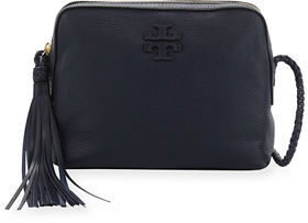 Tory Burch Taylor Leather Camera Bag - SOFT CLAY - STYLE