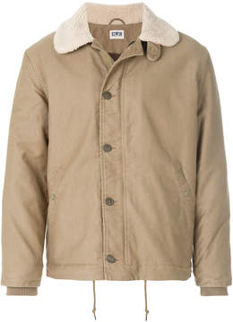 Edwin zipped bomber jacket