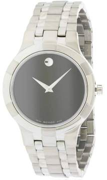 Movado Metio Stainless Steel Men's Watch, 0606203