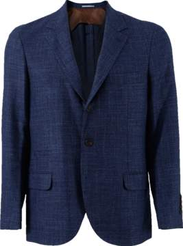 Brunello Cucinelli Woven Suit Jacket