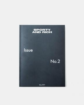 Ubiq Sporty & Rich Magazine - Issue No. 2