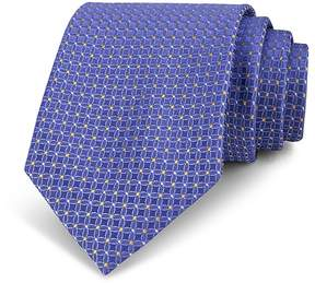 Bloomingdale's The Men's Store at Neat Circle & Diamond Silk Classic Tie