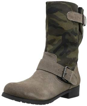 BC Footwear Womens I'm With The Band Round Toe Mid-calf Fashion Boots.