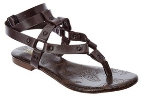 Australia Luxe Collective Mar Leather Sandal.
