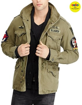 Polo Ralph Lauren Iconic M-65 Field Jacket - GQ60, 100% Exclusive