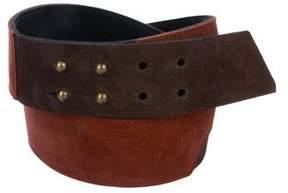 Rag & Bone Suede Waist Belt