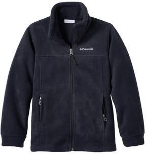 Columbia Boys 8-20 Fleece Flattop Ridge Jacket