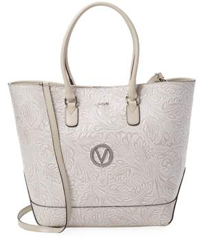 Mario Valentino Valentino by Women's Faith Flower Tote Bag