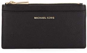 MICHAEL Michael Kors Money Pieces Large Slim Zip Card Case