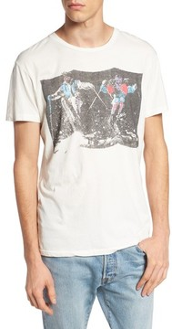 Sol Angeles Men's Pow Pow Crew Graphic T-Shirt
