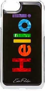 Edie Parker Hello iPhone 6 / 6s / 7 Case