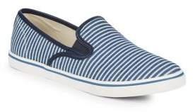 Lauren Ralph Lauren Janis Striped Slip-On Sneakers