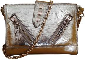 Kenzo Patent leather crossbody bag
