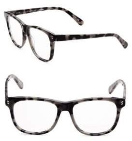 Stella McCartney 52MM Wayfarer Optical Glasses
