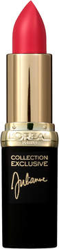 L'Oreal Colour Riche Collection Exclusive Red Lipcolour - Julianne's Red