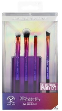 Real Techniques Eye Glam Set - 4pc