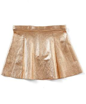 Kate Spade Little Girls 2-6 Metallic Skirt