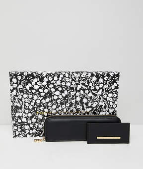 French Connection purse and cardholder gift set
