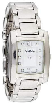 Ebel Brasilia Mini Watch w/ Mother Of Pearl Dial
