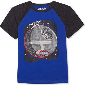 Star Wars Graphic-Print T-Shirt, Little Boys (4-7)