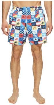 Columbia Backcast IItm Printed Trunk Men's Shorts