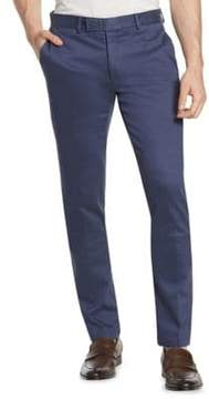 Ralph Lauren Slim-Fit Cotton Dress Pants