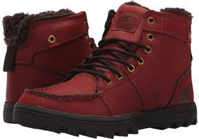 DC Woodland Men's Boots