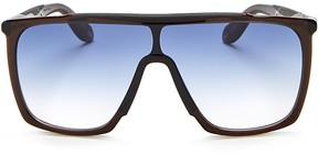Givenchy Bridges Aviator Sunglasses, 57mm