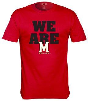 NCAA Men's Maryland Terrapins We Are Tee