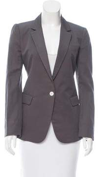 Band Of Outsiders Structured Notch Lapel Blazer